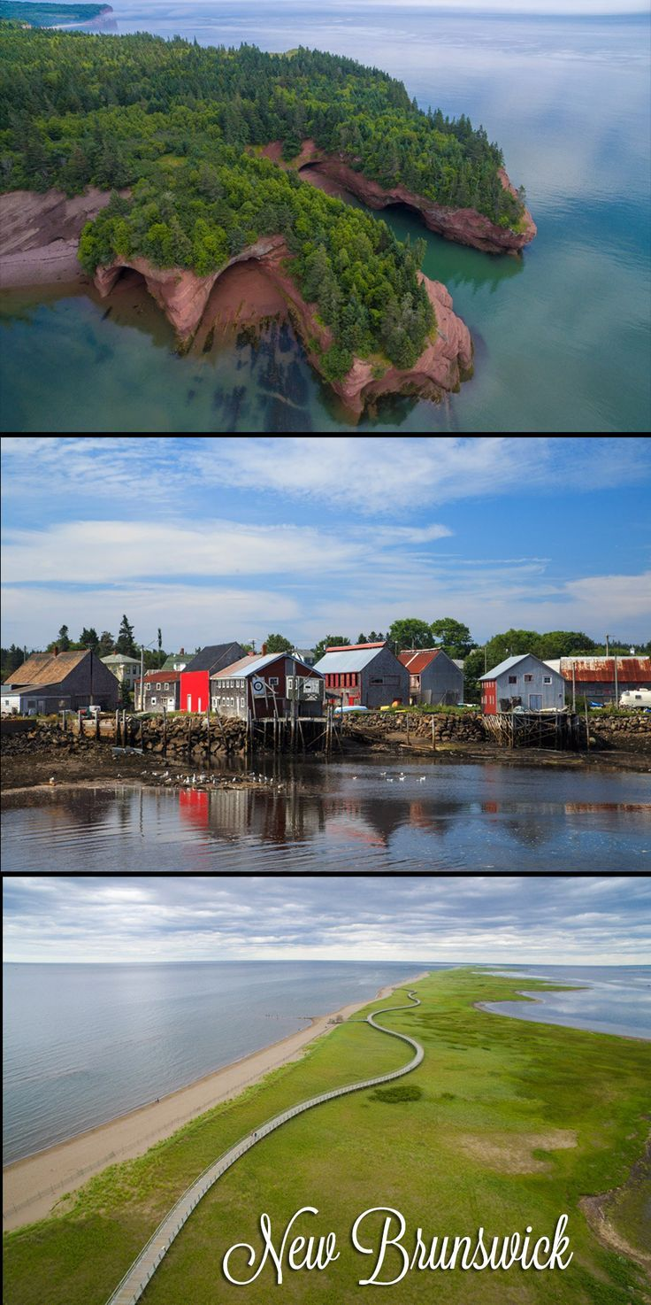 New Brunswick has so many beautiful things to see and fun things to do! Click the photo to read about why this is one of our favorite Canadian provinces.