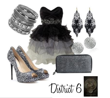 Hunger Games Fashion!