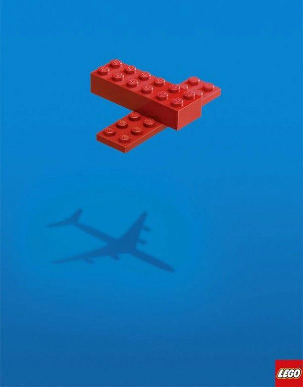 Lego Minimalist Print