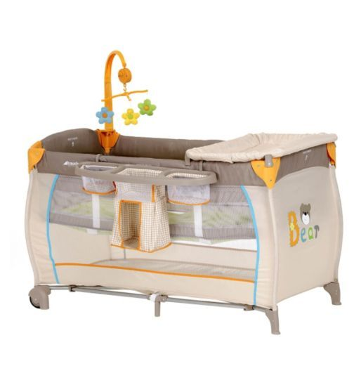 Travel Cot| Travel Cot for babies| Travel Cot with Bassinet - Boots