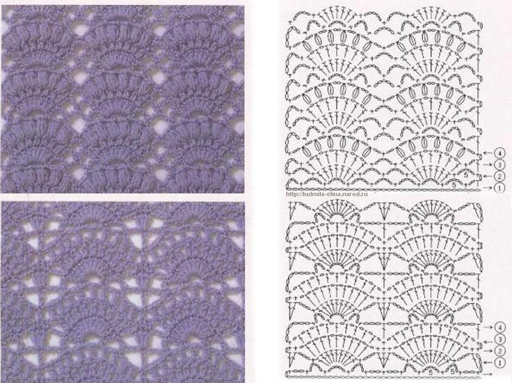 Perfecto Patrón De Crochet Quillow Viñeta - Patrón de Vestido de ...