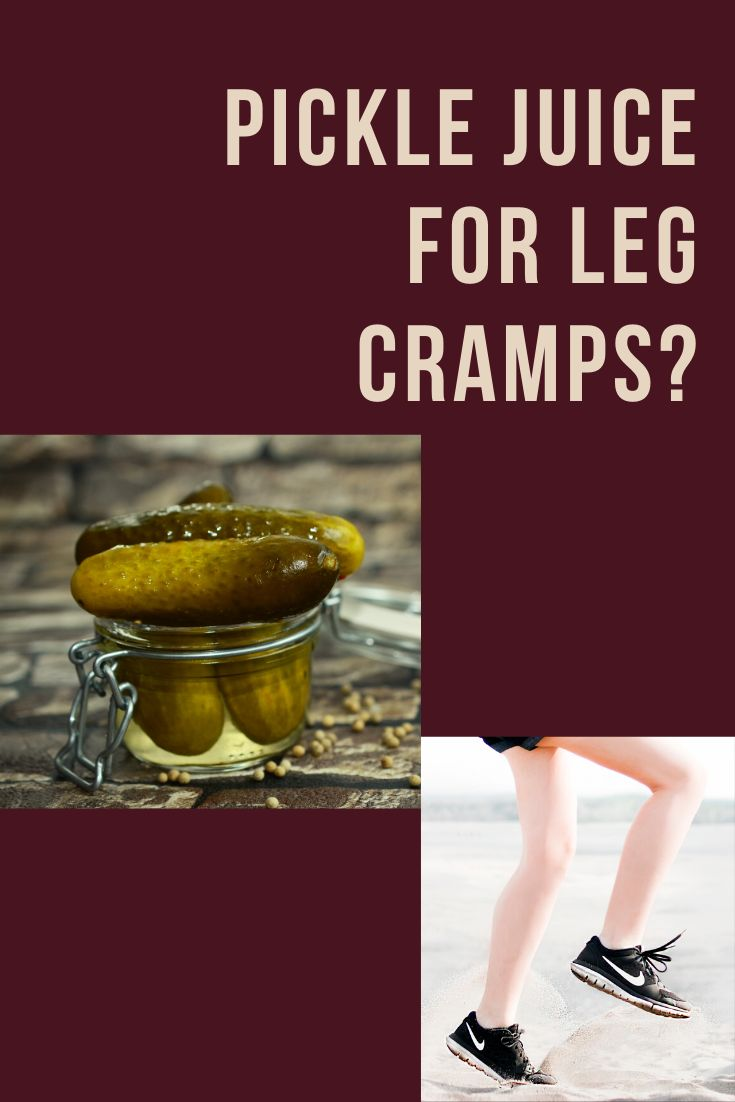 how to make pickle juice for cramps