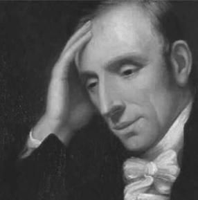 """Read a biography about the life of William Wordsworth, the poet who wrote the poem """"I Wandered Lonely as a Cloud""""."""