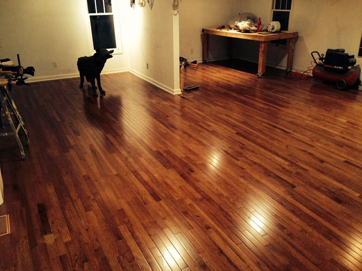 This customer gave walnut hickory a 5 star review good for Hardwood floors liquidators