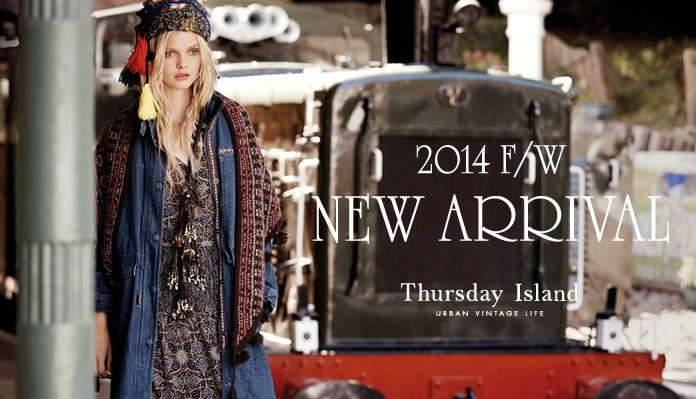 2014 F/W New Arrival