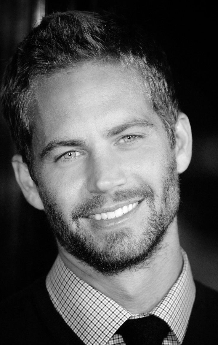 Paul Walker-RIP.  Seemed like a really great guy. So sad, so young, a tragic, pointless death. xx
