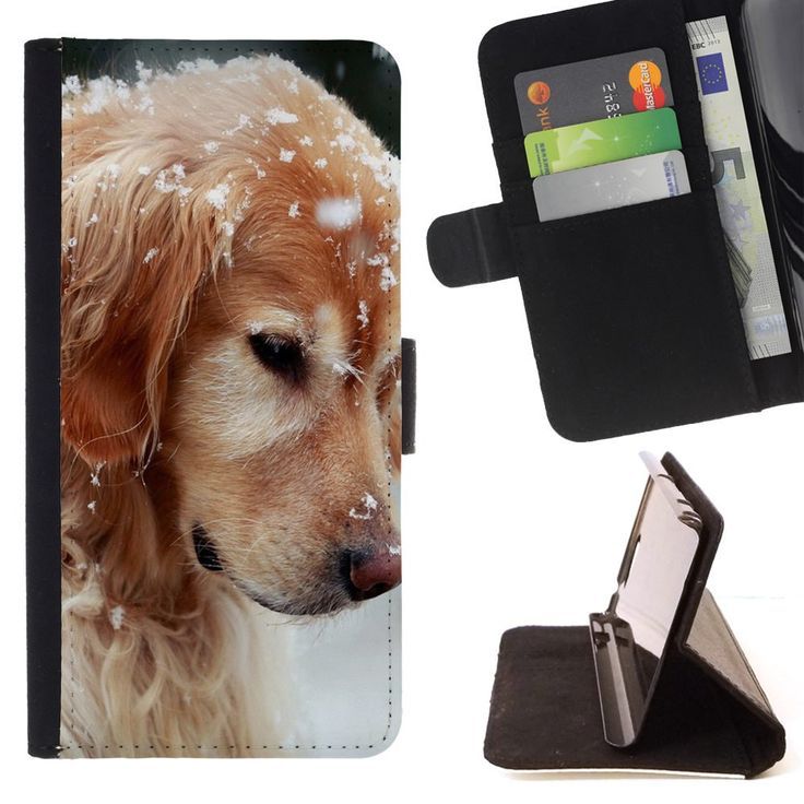 Jordan Colourful Shop -Golden Retriever Dog Paws -- Leather Cover Case High Impact Absorption Case FOR Apple iPhone 6 6S Plus 5.5 ---. Made of high quality colorful PU leather and TPU and magnetic clip design Protector. Includes Card Pockets slots to stor