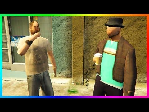 awesome Playing GTA 5 With The Worst Graphics Possible - GTA 5 Lowest Graphics Settings Possible! (GTA V)