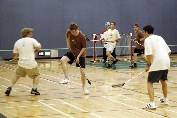 Floorball Unihockey