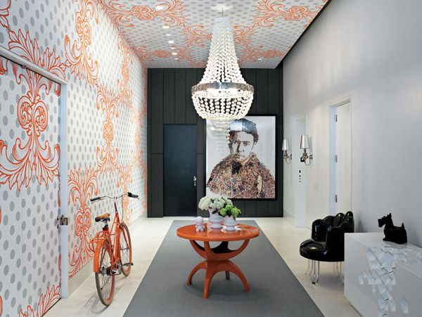 From Interior Design - amazing home Tribeca