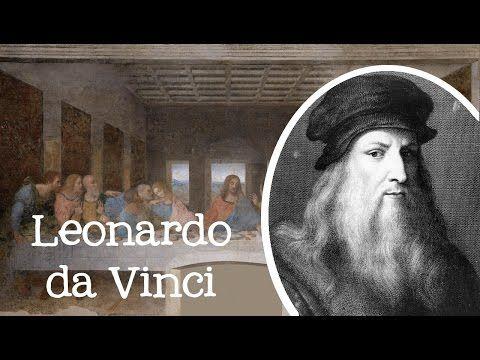 ▶ Leonardo da Vinci for Children: Biography for Kids - FreeSchool - YouTube