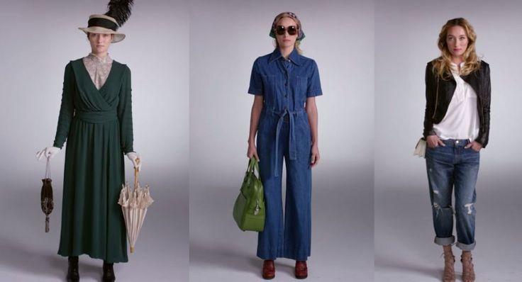 100 year of fashion - Поиск в Google