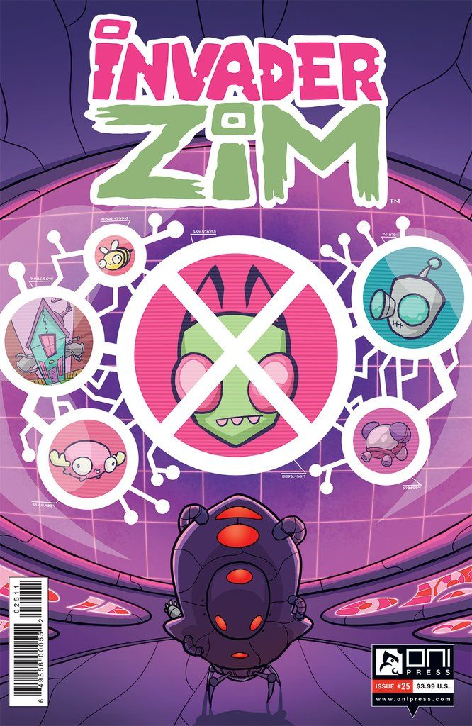 Invader Zim #25 Review: Subversive, Delightful, And Full Of Doom