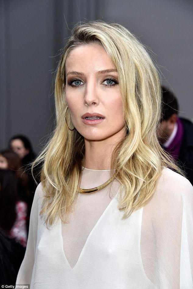 Annabelle Wallis: The actress, who is dating Coldplay frontman Chris Martin, was dressed to t...
