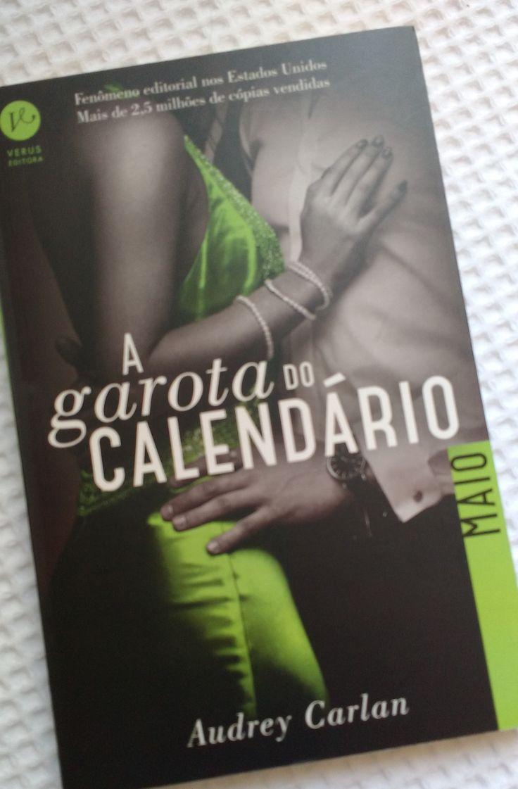 """"""" As coisas acontecem por uma razão, só não sabemos qual é."""" #AudreyCarlan #CalendarGirl"""