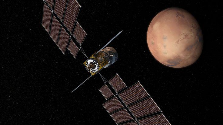 Boeing montre à quoi pourrait ressembler l'habitat dans l'espace lointain