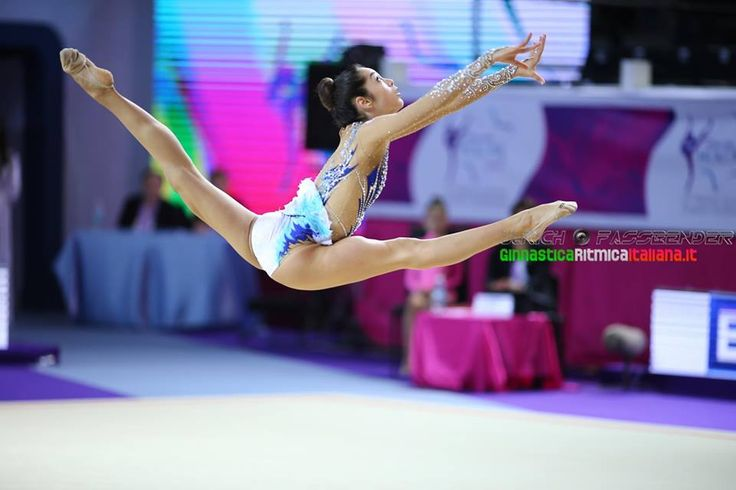 Alexandra Agiurgiuculese (Italy), junior, European Championships (Holon) 2016