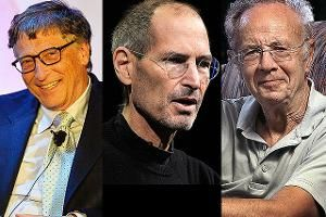 Powerful lessons from the careers of Bill Gates, Steve Jobs & Andy Grove - The Economic Times on Mobile