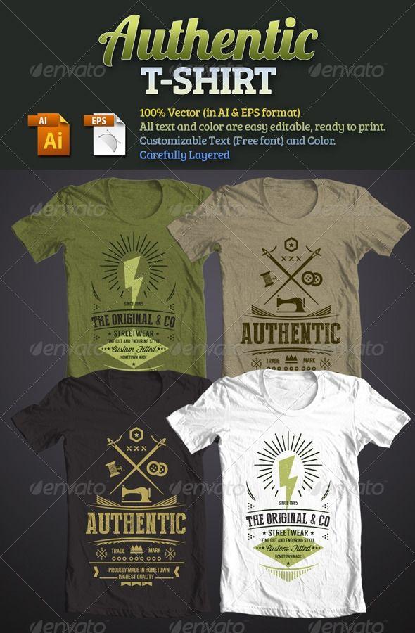 Download Authentic T Shirt Templates Wwwmoderngentz Your Template Kaos Desain