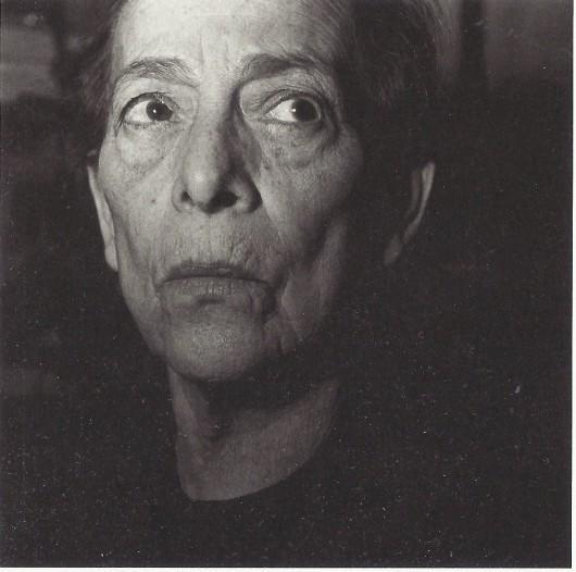 Diane Arbus   Diane Arbus, Helen Weigel, Berlin Est 1971