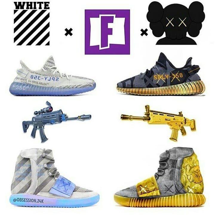 yeezy fortnite custom \u003e Clearance shop