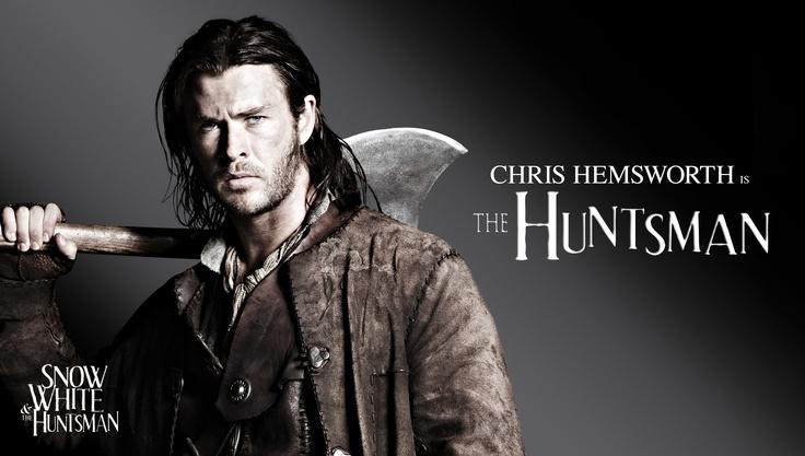Chris Hemsworth is the Huntsman - Snow White & The Huntsman - In Theaters June 1: Movie