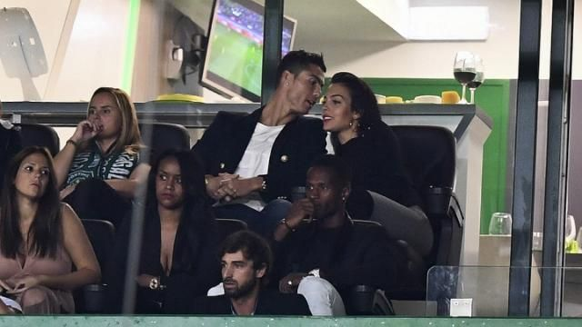 """Ronaldo-Freundin Georgina Rodriguez: """"Die glücklichste Frau der Welt"""""""