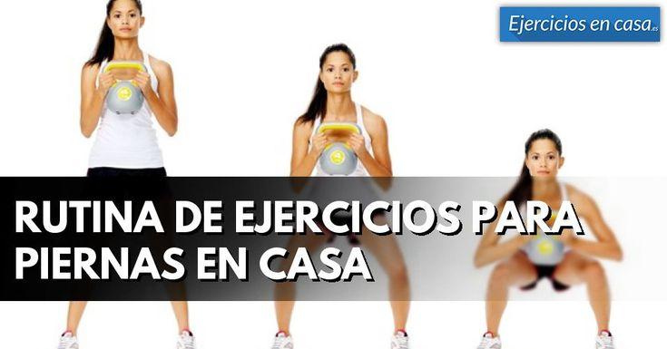 Mejores 106 im genes de rutinas de ejercicio en pinterest - Rutinas gimnasio en casa ...