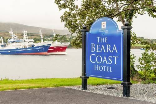 The Beara Coast Hotel Castletownbere Offering a sun terrace and views of the garden, The Beara Coast Hotel is located in Castletownbere in the County Cork Region, 34 km from Kenmare. Guests can enjoy the on-site restaurant.
