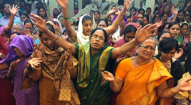 """How India's """"Untouchables"""" Are Stirring a Spiritual Revolution"""