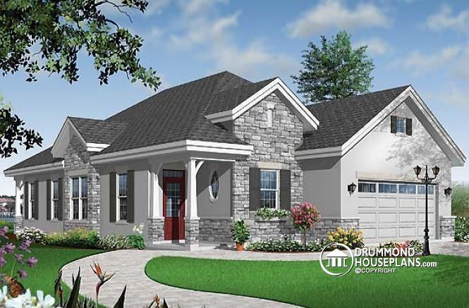 194 best lakefront cottage home plans country cottage for 3 bedroom ensuite house plans