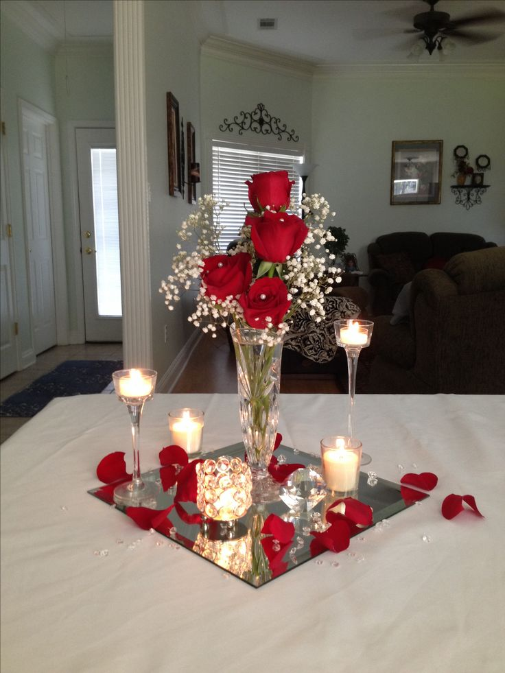 Wedding centerpiece on a budget by Vera