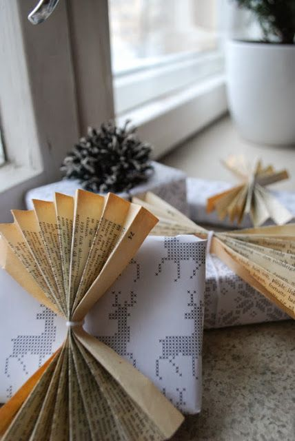 DecoDreamer's Diary: Christmas wrapping