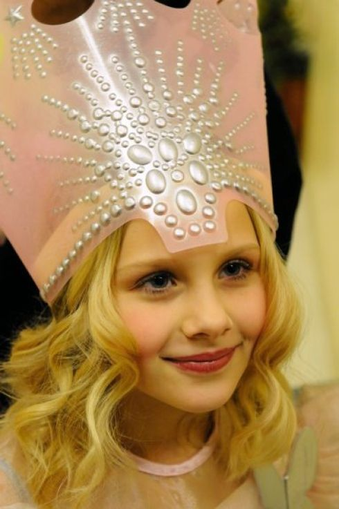 glinda the good witch crown template - glinda the good witch makeup the image