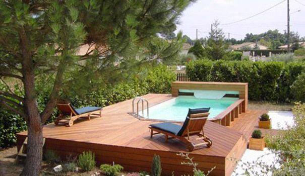 Envie d 39 une piscine pour l 39 t optez pour la piscine for Bache ete piscine hors sol