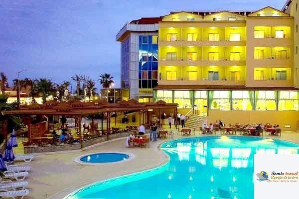 Hotel Blauhimmel - All Inclusive, #Kemer, #Antalya, #Turcia