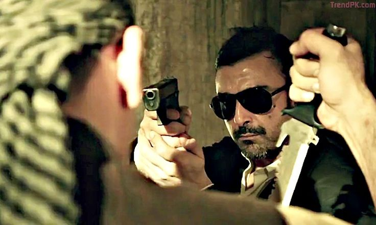 'Waar': UAE cinema battleground for Pakistani's biggest blockbuster... Indians ready?