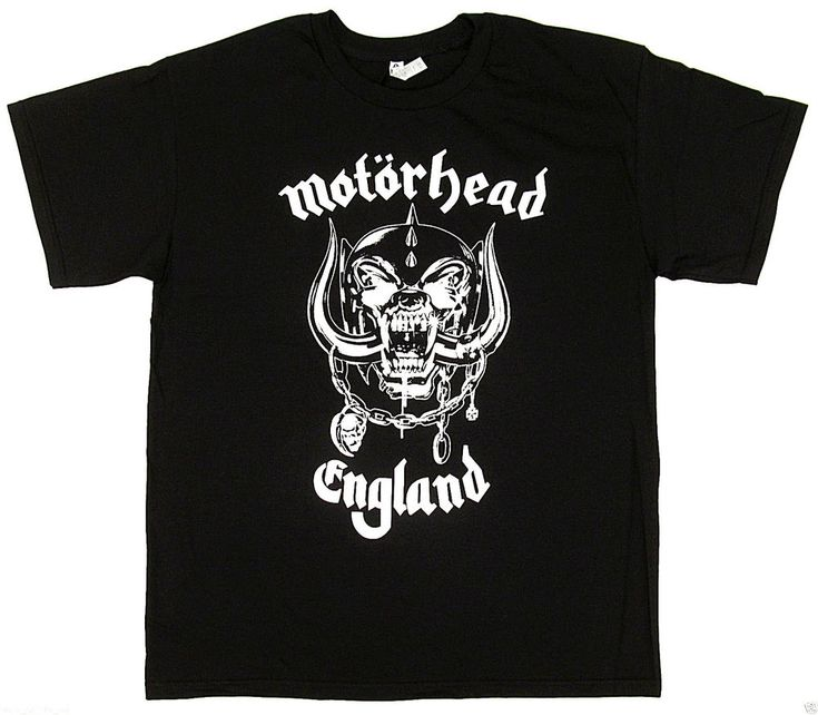 MOTORHEAD ENGLAND T-shirt Lemmy Heavy Metal Rock WAR PIG Tee Adult S-3XL New  | eBay