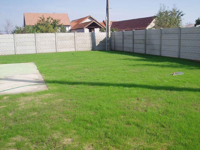 Garduri din beton - Petrifalean.ro