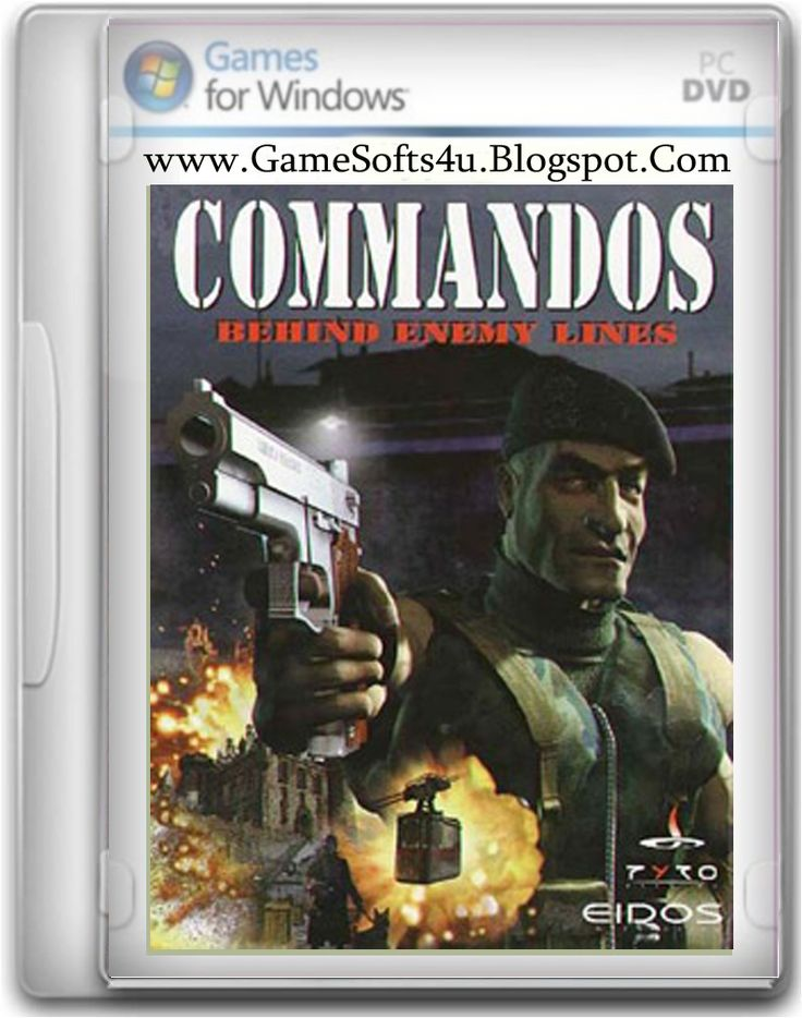 Commando 1 Behind The Enemy Lines Pc Game Free Download