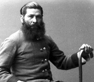 José Vicente Caris, integró el Batallón Cazadores del Desierto.