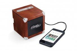 Smartphone Speaker 2.0