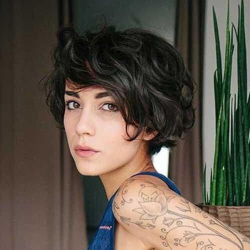 50 Super Cuts & Styles für welliges Haar