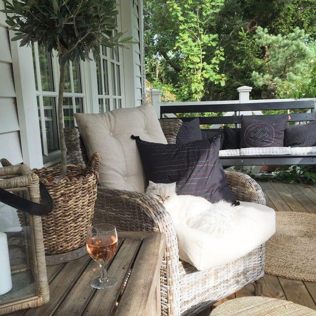 DREAMHOUSE : altanen, verandan, terassen, balkongen - bästa platsen