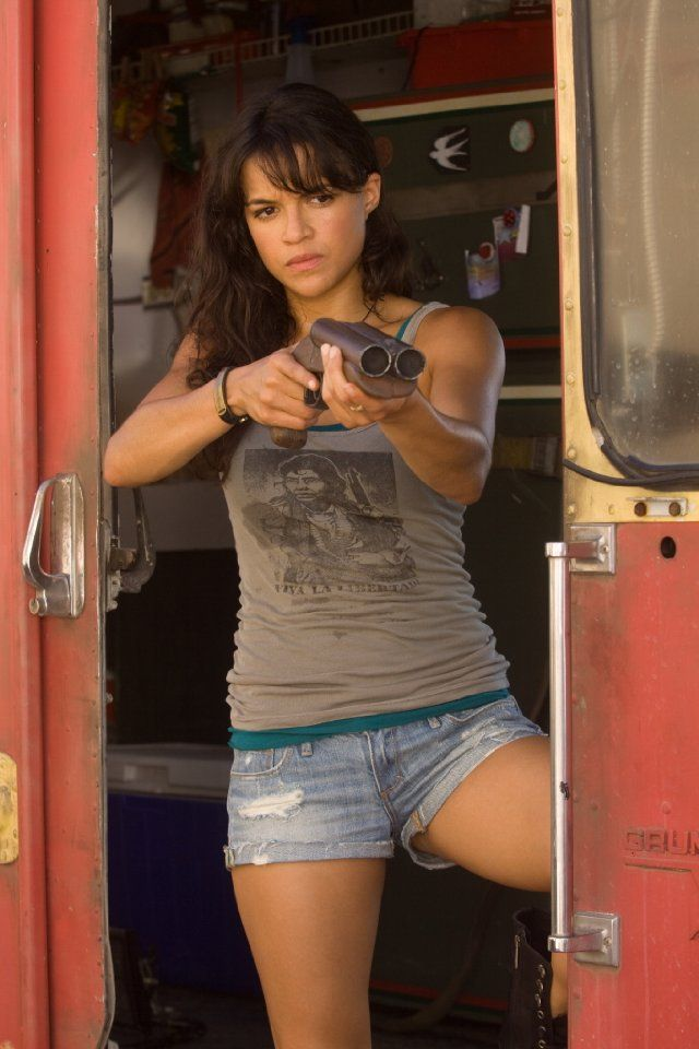 """I sat inside of my RV. Currently cleaning out my shotgun. Usually I wore something more covered up, only idiots went around the apocalypse in teeny tiny shorts, but whatever. Soon I here what seems to be some rustling and I grab my shotgun and open the door. Pointing it at a person an actual person. """"Who the hell are you?"""" ( Any gender or age, and yes it is a Zombie apocalypse roleplay)"""