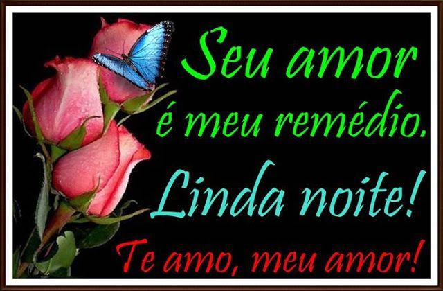 Cartoes Postais De Boa Noite Meu Amor Amor Boa Noite Amor