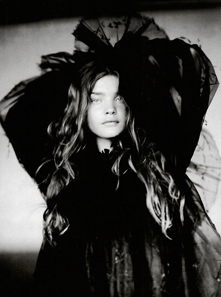 chic it easy: natalia vodianova photographed by paolo roversi
