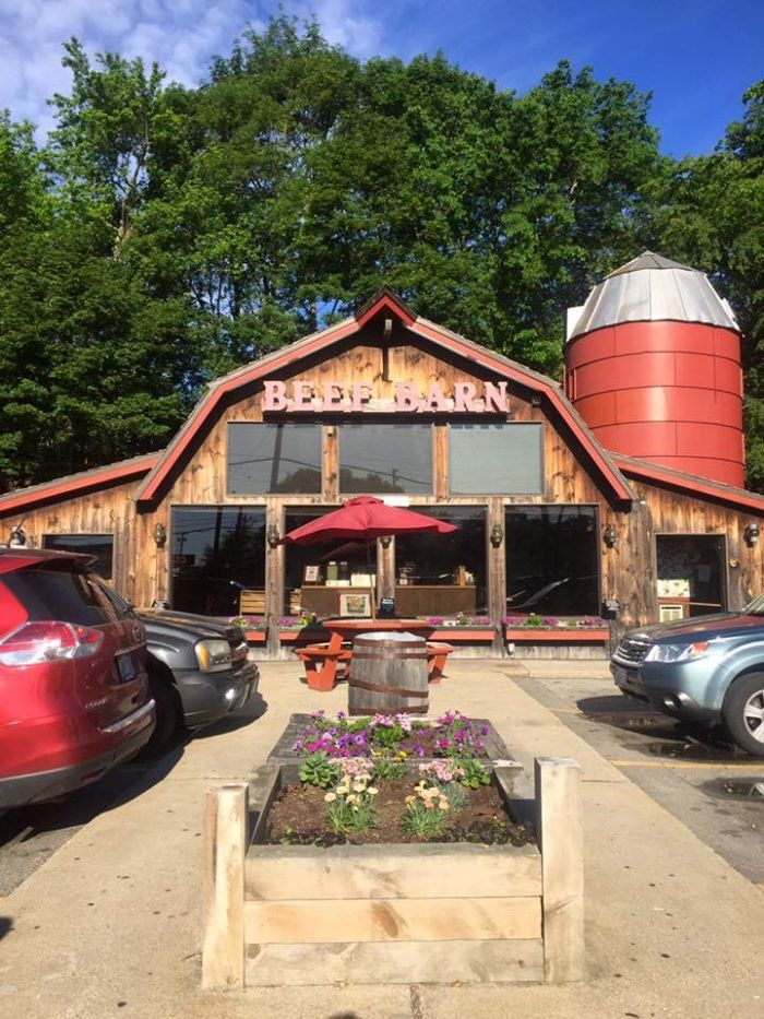 Beef Barn In Rhode Island Is The Most Unique Restaurant