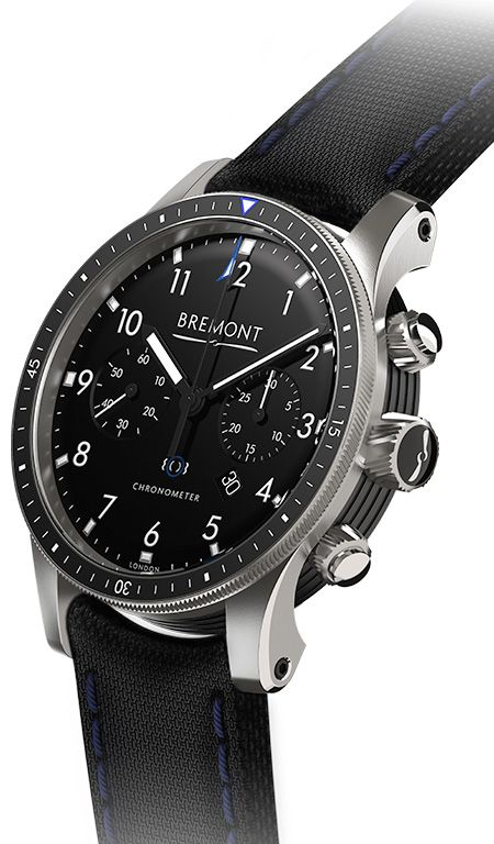 Bremont Boeing Model 247 – Black