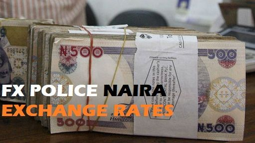FX Police | Dollar to Naira Exchange Rate Today